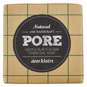 Klairs-Gentle-Black-Sugar-Charcoal-Soap_2-copy-300x300