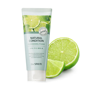 Natural Condition Cleansing Foam [SebumControlling]
