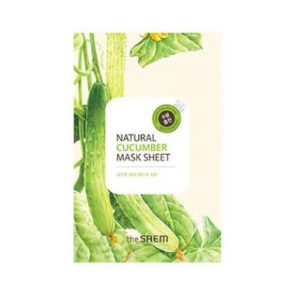 Natural Cucumber Mask Sheet