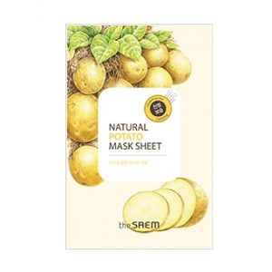 Natural Potato Mask Sheet