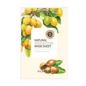 Natural Shea Butter Mask Sheet