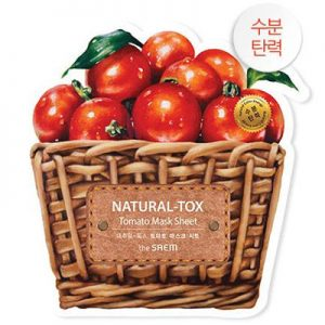 Natural-tox Tomato Mask Sheet