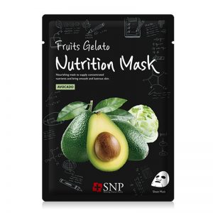 SNP Fruits Gelato Nutrition Mask