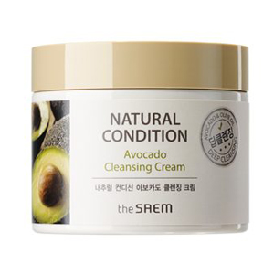 natural condition cleansing cream avocado