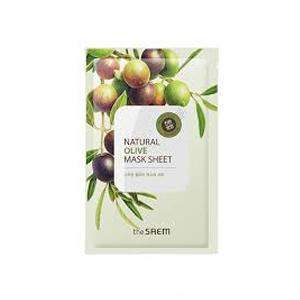 natural olive mask