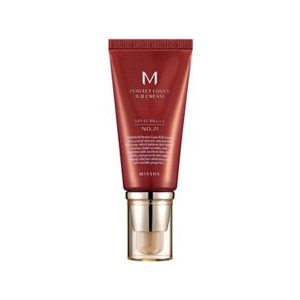Missha M Perfect Cover BB Cream 21