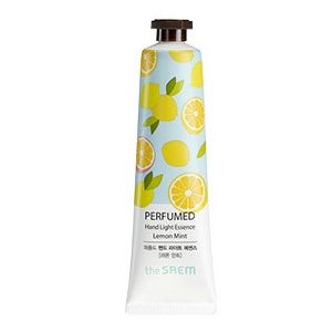 Perfumed Hand Light Essence Lemon Mint