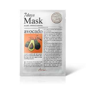 Ariul 7 Days Mask Avocado