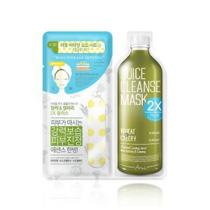 Ariul Juice Cleanse 2X Plus Mask Pack Wheat & Celery