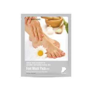 Wizyoung Foot Essence Mask Pack