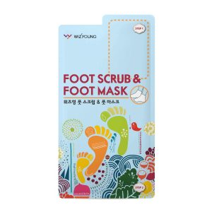 Wizyoung Foot Scrub & Foot Mask