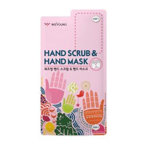 Wizyoung Hand Scrub & Hand Mask