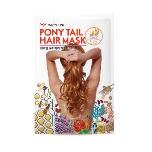 Wizyoung Pony Tail Hair Mask