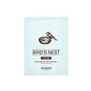 SKINFOOD Beauty in a Food Mask Sheet Bird's nest