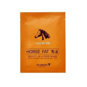 Skinfood Beauty in a Food Mask Sheet Horse Oil