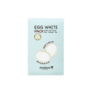 Skinfood Egg White Pack Peel-off Nose Pack