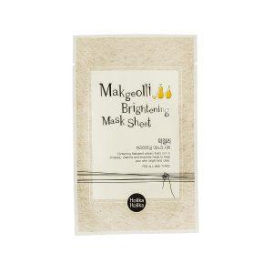 Holika holika Makgeolli Brightening Mask Sheet