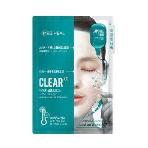Mediheal Capsule100 Bio SeconDerm Clear α