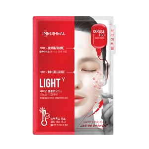 Mediheal Capsule100 Bio SeconDerm Light γ