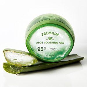 Missha Premium Aloe Soothing Gel1